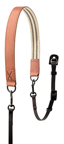 Fujifilm Premium Leather Camera Strap - Brown