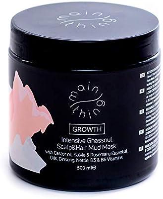 Main Thing - Mascarilla limpiadora para el cuero cabelludo y el ...