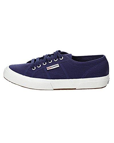 Superga S4s, Chaussures de Gymnastique Mixte Adulte Bleu foncé