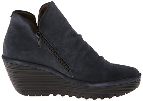 Yip London Deep Boot Suede FLY Women's EYnATqCq8