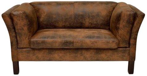 Kare 77566 Sofa Canapee 2-Sitzer Vintage Eco