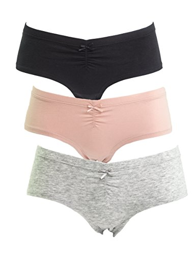 Ladies Boy Short Panties - 4