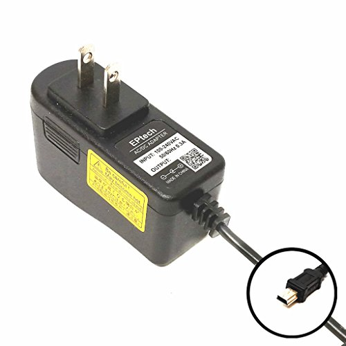 6 5Ft Replacement 2A Ac Dc Power Adapter Charger Cord For Garmin Drive Smart 61 Lm 61 Lmt S Hd Gps