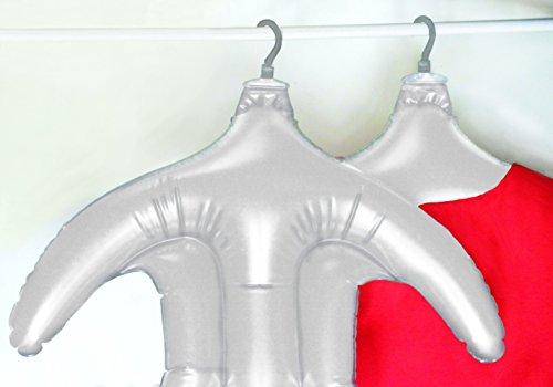UPP® Perchas Big Hinchable 1 Pieza/Viaje Plancha/Soft de Planchar ...