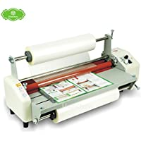 8460T Laminator Four Rollers Hot Roll Laminating Machine (220V)