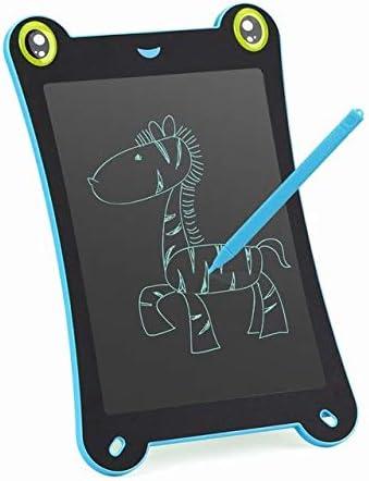 塗装用具 子供用LCDタブレット8.5インチグラフィティ製図板ライト電子タブレットデジタルボード製図パッド (色 : 青)