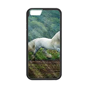 IPhone 6 Plus The Horse Phone Back Case Personalized Art Print Design Hard Shell Protection TY053616