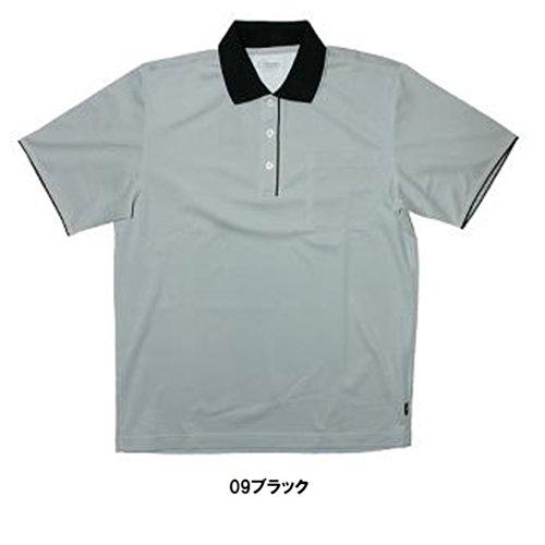 ミズノMIZUNO 半袖シャツ ゴルフ「バーズアイポロシャツ」58EF936