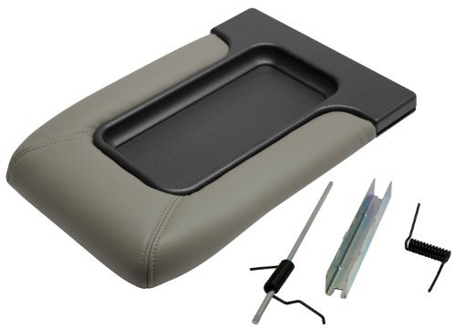 IPCW BB102 Light Gray Front Jumper Seat Center Console Lid by IPCW from IPCW