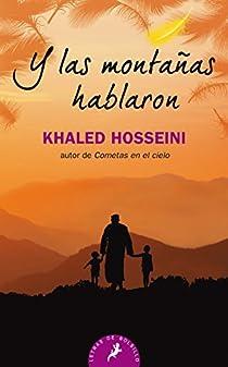 Y las montañas hablaron par Hosseini