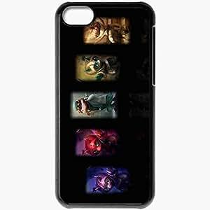 XiFu*MeiPersonalized iphone 6 plua 5.5 inch Cell phone Case/Cover Skin League Of Legends BlackXiFu*Mei