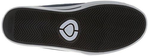 C1rca Mens Al50 Slim-mi Mode Sneaker Humör Indigo / Vit
