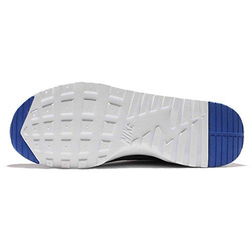 Nike Air Max Thea Jcrd Womens Oliva Flak / Nero-buio Loden-gioco Reale