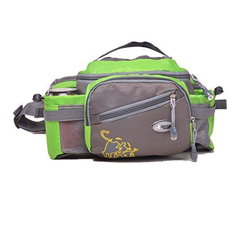 Outdoor Waist Bag, SNUG STAR Sports Water Resis...