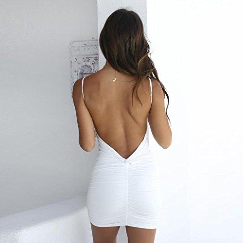 Tulle Alta Donna Partywear Mini Gonna Campana Con Club Somesun Vita Party Unita Tinta Lunga Estiva Sexy Slim Spalline White Da Vestito Per Bretelle In Abito Senza A txwzgdR