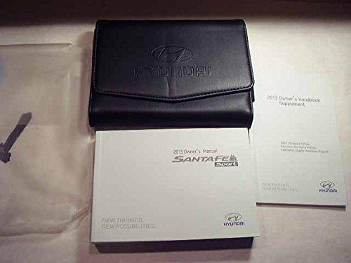 2013 Hyundai Santa Fe Sport Owners Manual