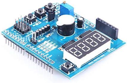 KNACRO Arduino Multi-function Shield with four digital display