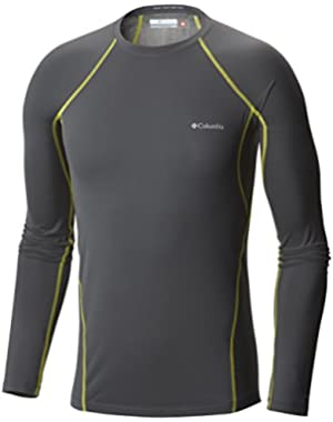Mens Midweight Stretch LS Top
