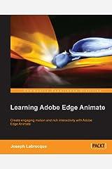 Learning Adobe Edge Animate Kindle Edition