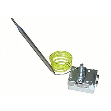 Termostato bulbo termo Fagor Edesa Aspes 06mm C/155mm F-150 FE-250