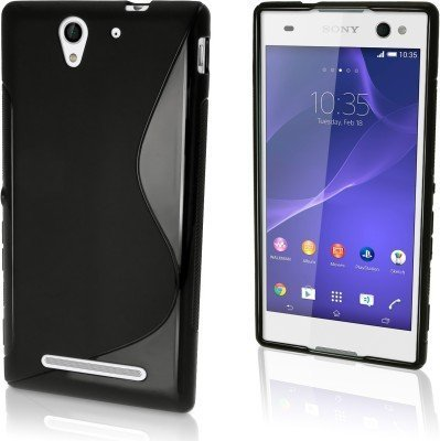 online store f4cad 940a2 Sony Xperia C3 Back Cover: Amazon.in: Electronics