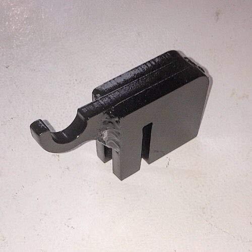 - Make It Ring Targets AR500 Target Hanger T Post Topper Hook