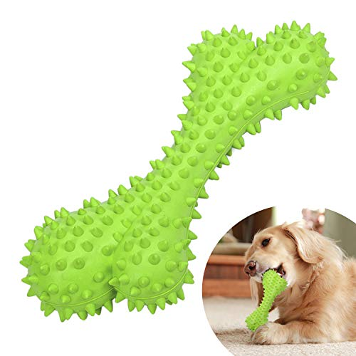 MACOODEE Dog Chew Toys, 2019 Upgraded Puppy Dog Teeth Cleaning Durable IQ Treat Dog Chew Stick Cleaning Kit for Small Dogs Pets