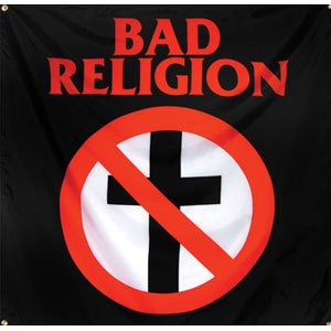 Bad Religion - Poster Flag