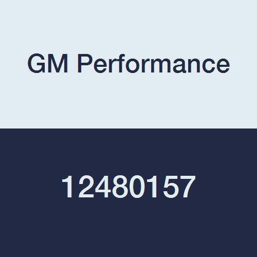 "GM Parts (12480157) 4.125"" Bore Bowtie Engine Block"