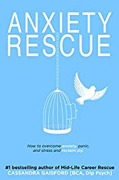Anxiety Rescue: How to Overcome Anxiety, Panic, and Stress and Reclaim Joy (The Art of Living Book 5)