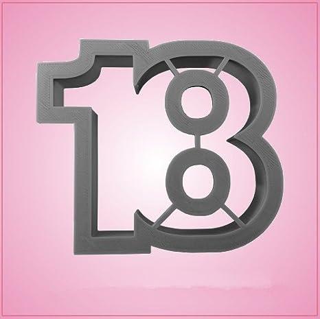 Numero 18 biscotti