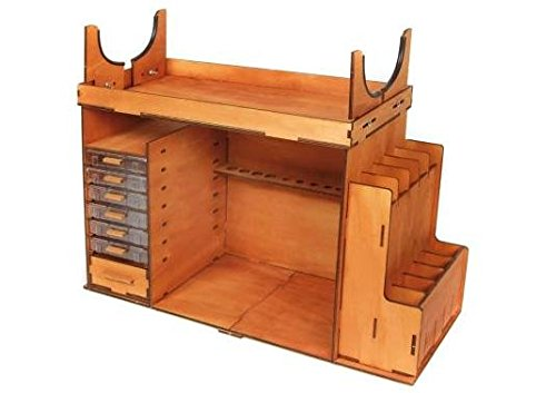 Occre 19110 Portable Workshop Cabinet (Kit) for model builders