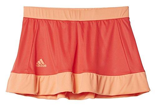 Rosso Court Arancione per Skort rojimp Gonna brisol donna Adidas vBfdYXqxwq