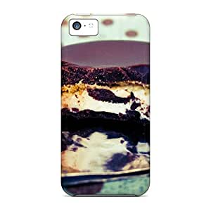 Dqm12785UirC Favorcase Awesome Cases Covers Compatible With Iphone 5c - Smores Candy
