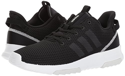 Adidas Neo Women's CF Racer TR W Road-Running-Shoes,Black/Black/Grey One,7 Medium US