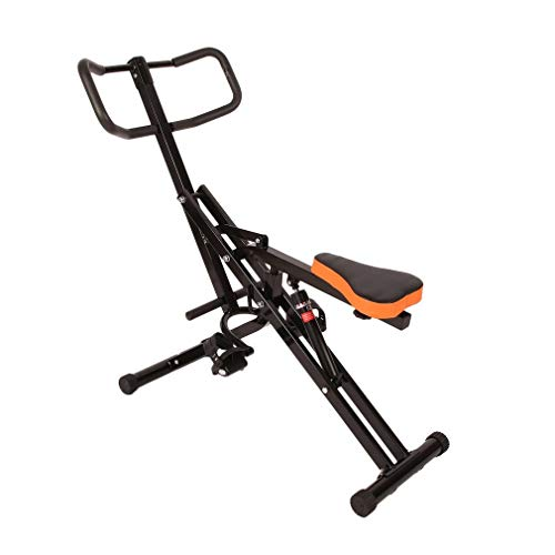 Crunch Hydraulic Resistance Core Legs Body Horse Abdominal Body and Ab Exercise Riding Machine (Ring Shape)