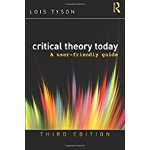 Critical Theory Today Lois Tyson Pdf