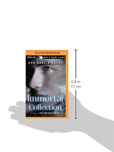 Immortal Collection The A Saga Of The Ancient Family Eva García Sáenz Jeff Cummings Angela Dawe 9781480569614 Books