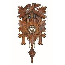 Black Forest Clock, turning dancers, incl. batterie TU 262 PQ
