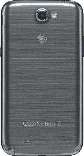 Samsung Galaxy Note II, Titanium 16GB (AT&T)