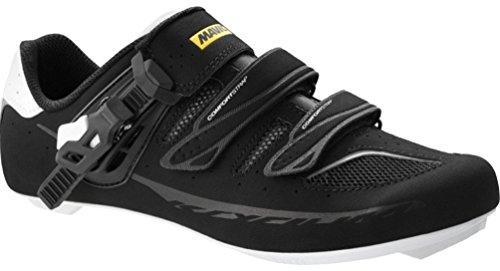 Mavic Women's Ksyrium Elite II Shoe 10 Black/White