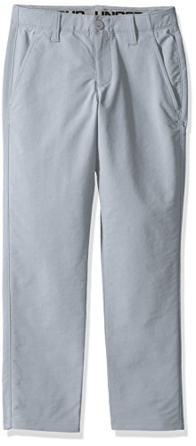 Under Armour Boys' Match Play Pants,Steel (035)/Steel, 6