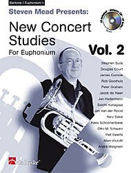 Steven Mead Presents: New Concert Studies for Euphonium Treble - Steven Mead Presents