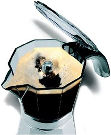 Delonghi Alicia - Cafetera moka, 6 tazas, autoapagado: Amazon.es ...