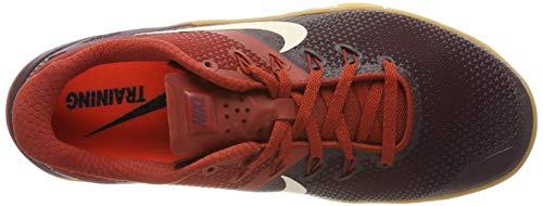 Lt Nike Metcon Viola Red Cream Da lt Crush Scarpe Ginnastica 626 4 burgundy Uomo Brown dune gum 6Bq1x6S