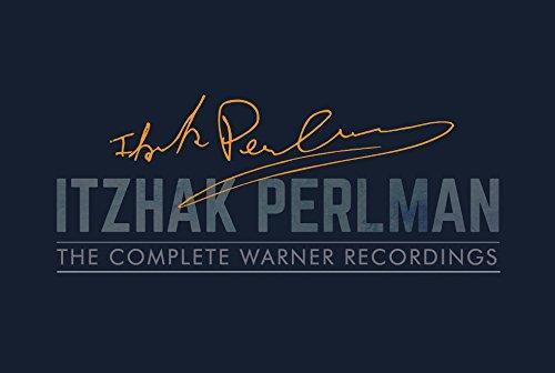 Itzhak Perlman - The Complete Warner Recordings (77CD) by Warner Classics/Parlophone (Image #2)