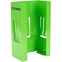OEMTOOLS 24945 Adjustable Magnetic Glove Holder and Glove Dispenser to Hold All Standard Glove Box Sizes – Features Non-Marring Magnets and Customizable Spring Sides