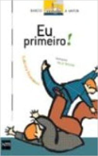 Eu Primeiro (Em Portuguese do Brasil) (Portuguese Brazilian) Paperback – 2000