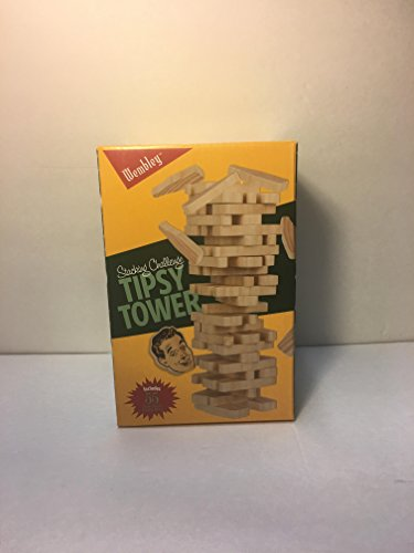 Wembley Stacking Challenge Tipsy Tower