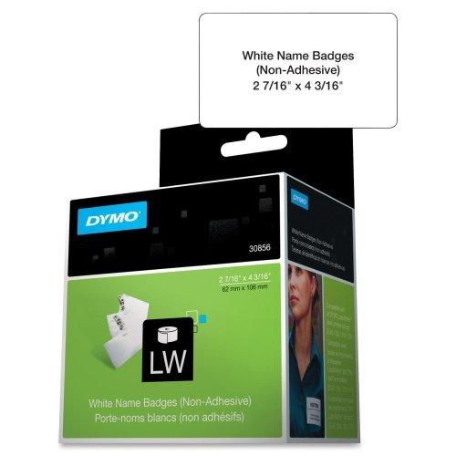 Wholesale CASE of 10 - Dymo Non-Adhesive LabelWriter Name Ba